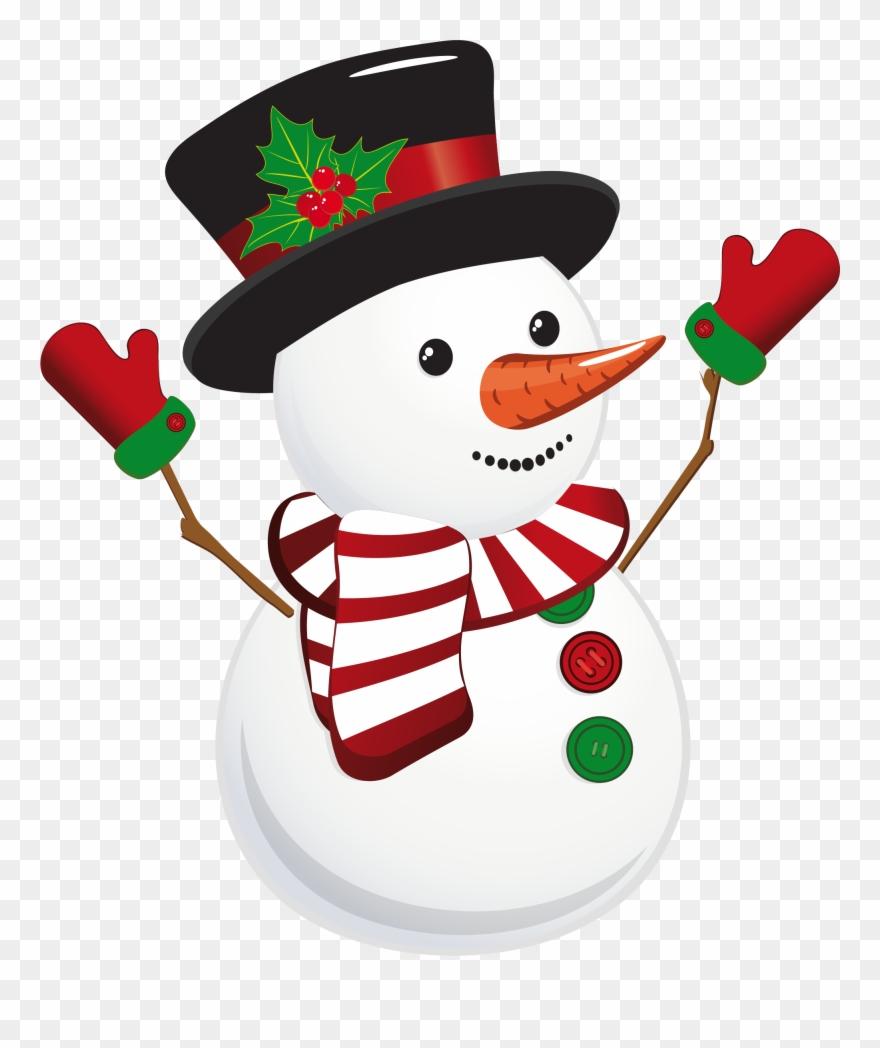 Mu eco de nieve clipart freeuse Snowman Png Photo - Muñecos De Nieve Animados Clipart (#4240587 ... freeuse