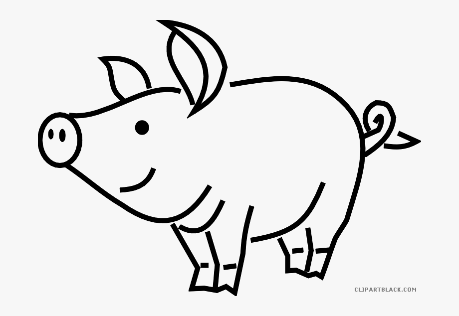 Mud clipart black and white clip transparent library Mud Clipart Black And White - Pig Black And White, Cliparts ... clip transparent library