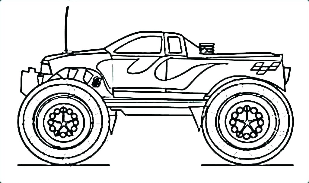 Mud truck coloring pages good chevy clipart clipground picture free truck coloring pictures – partypurple.co picture free