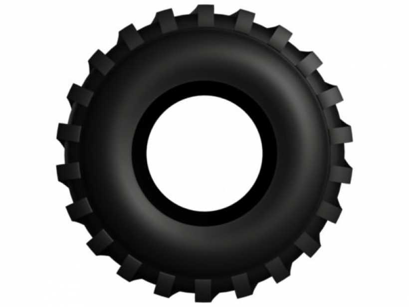 Mud truck tires clipart image black and white library Collection of Tire clipart | Free download best Tire clipart on ... image black and white library