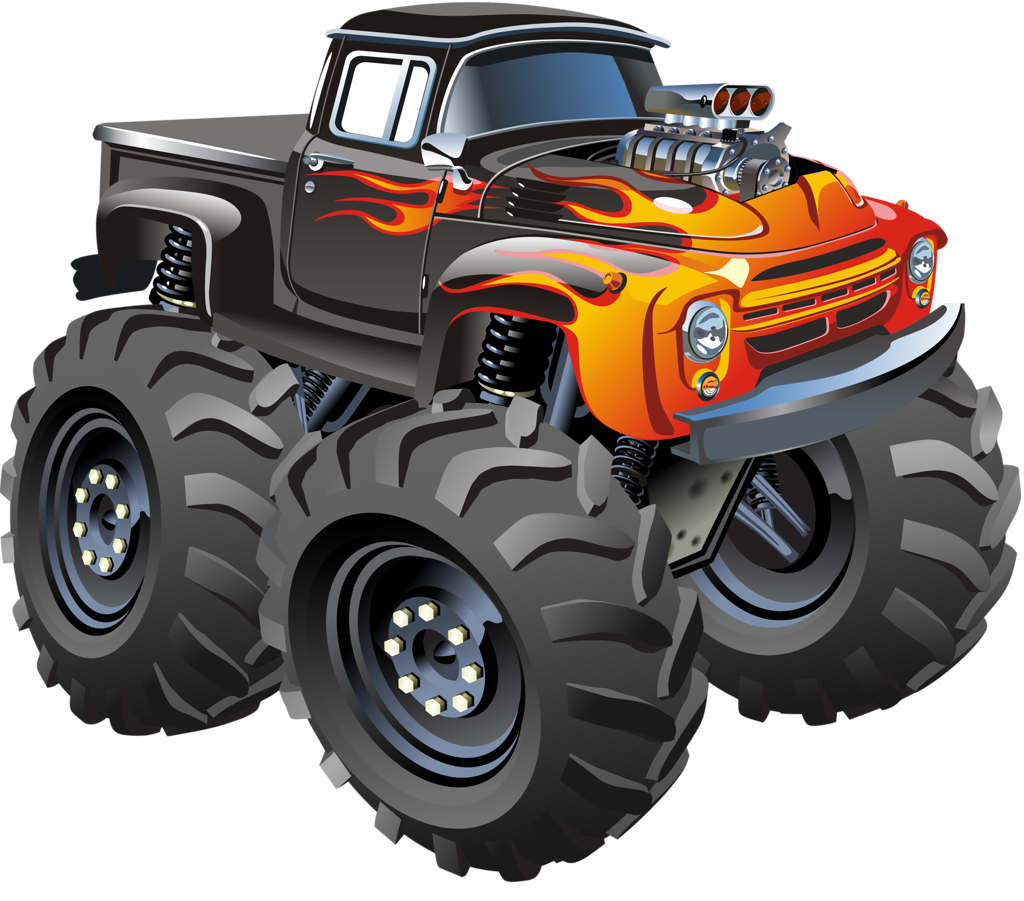 Muddy car clipart png library 1.png | Pinterest | Monster trucks, Vehicle and Album png library