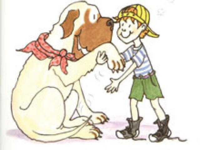 Mudge clipart image freeuse stock Henry and mudge clipart 4 » Clipart Station image freeuse stock