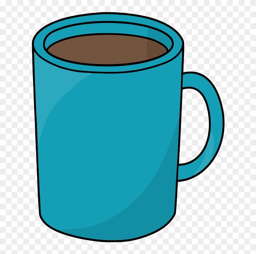 Mug clipart graphic royalty free download Coffee Cup Line Art Email Mug - Mug Clipart - Png Download (#87621 ... graphic royalty free download