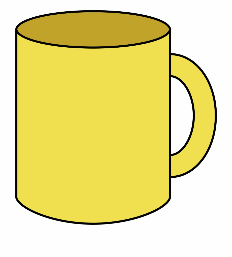 Mug clipart download Mug Clipart Teacher - Yellow Mug Clipart Free PNG Images & Clipart ... download