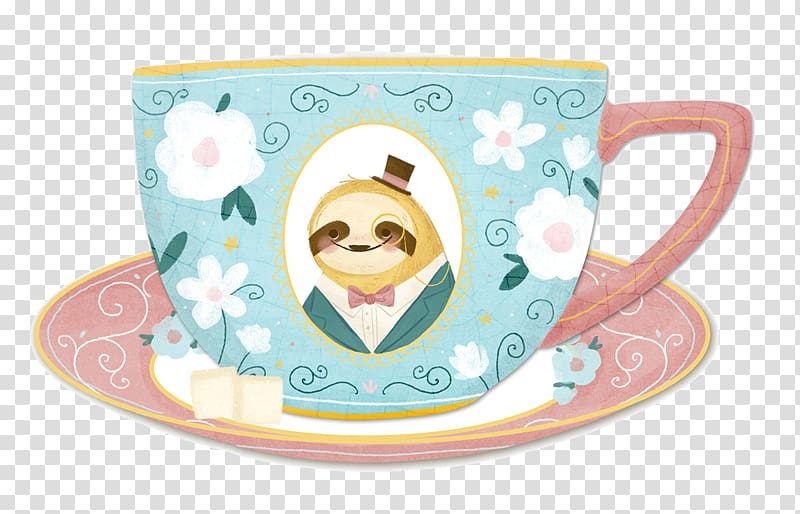 Mugpainting clipart picture library download Coffee cup Mug Teacup Illustration, Painted Mug transparent ... picture library download