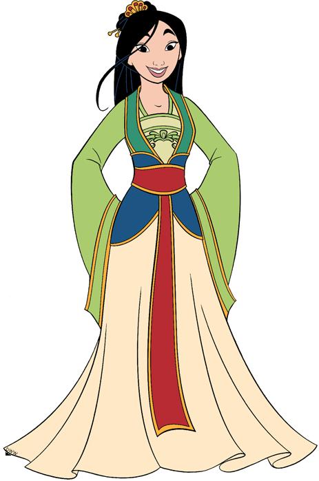 Mulan flower clipart png free stock Mulan Clip Art 2   Disney Clip Art Galore png free stock