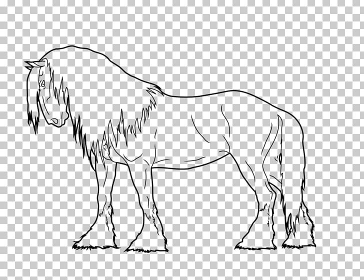 Mule cell phone clipart black and white image Mule Line Art Percheron Pony Foal PNG, Clipart, Artwork, Black And ... image