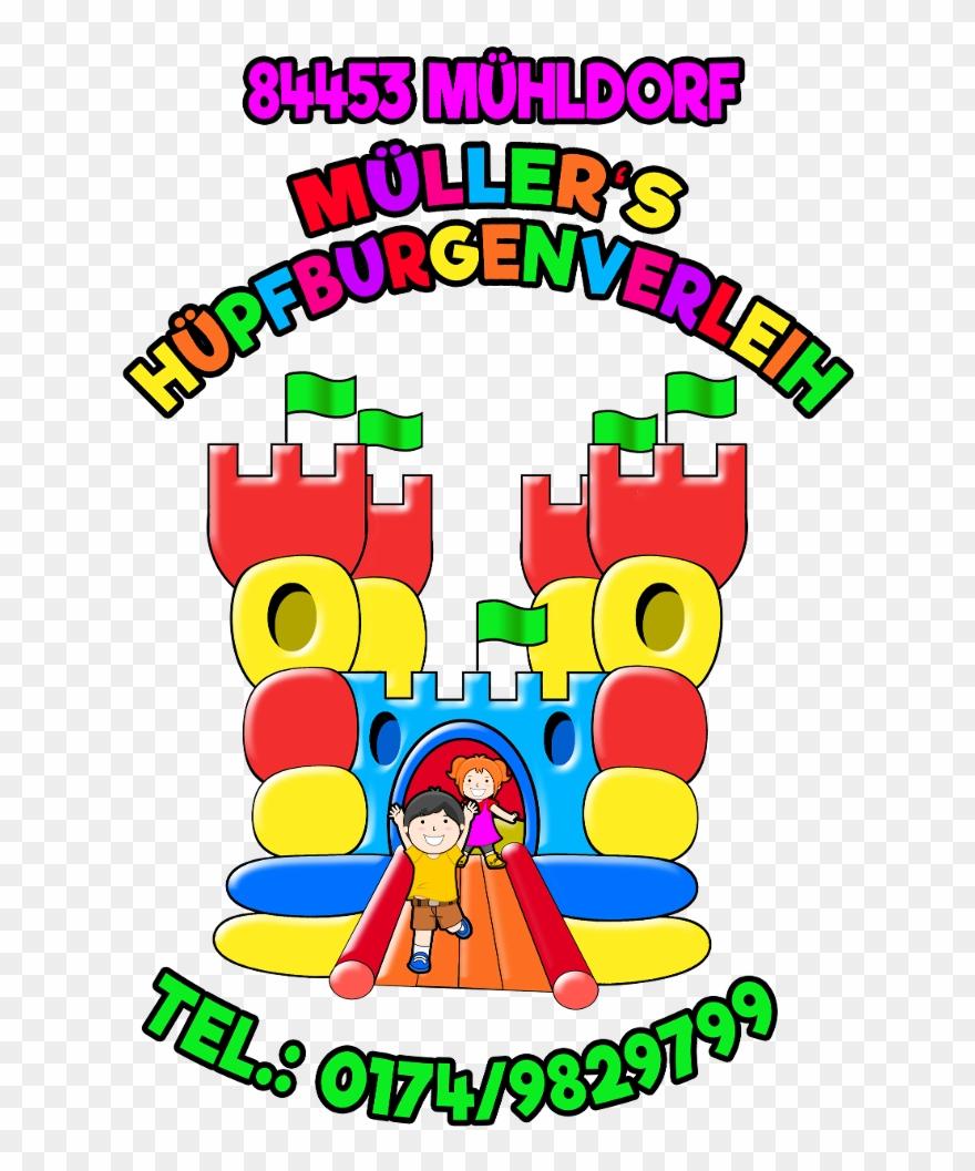 Muller logo clipart svg transparent library Müller´s Hüpfburgenverleih Clipart (#3441209) - PinClipart svg transparent library