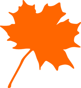 Multicolored maple leaf clipart image black and white stock Maple Leaves Clip Art | Clipart Panda - Free Clipart Images image black and white stock