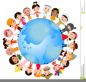 Multicultural clipart free clipart transparent library Multicultural Education Clipart   Free Images at Clker.com - vector ... clipart transparent library