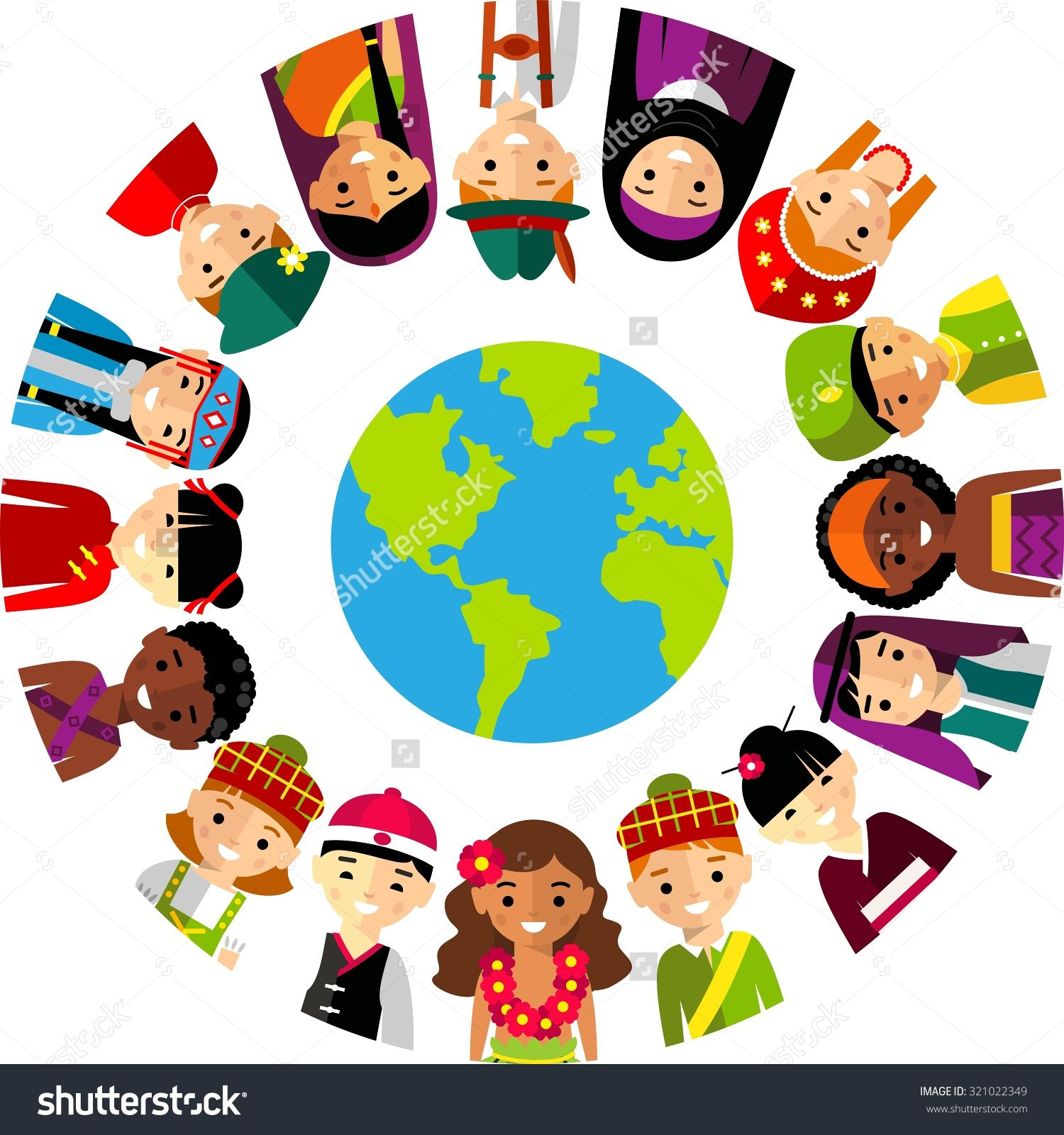 Child Images Clip Page 2 Multicultural Friendship by Clipart ... clip stock