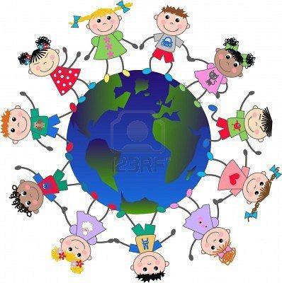 Multicultural kids clipart clip art transparent library Multicultural kids clipart 5 » Clipart Portal clip art transparent library
