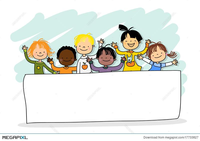 Multicultural kids clipart jpg freeuse download Free clipart of multicultural children 6 » Clipart Station jpg freeuse download