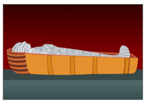 Mummies clipart in coffin graphic free Search Results for coffin - Clip Art - Pictures - Graphics ... graphic free