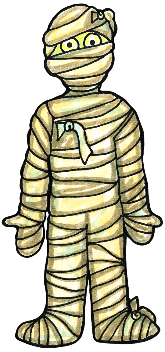 Mummy halloween clipart graphic library library halloween mummy images | Cartoonview.co graphic library library