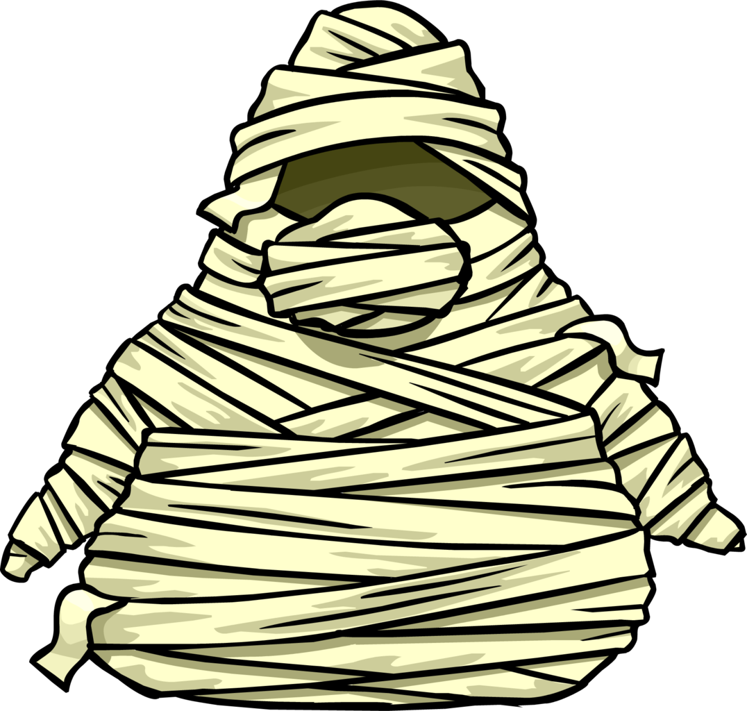 Mummy halloween clipart clipart library Image - Mummy Costume clothing icon ID 789.png | Club Penguin Wiki ... clipart library