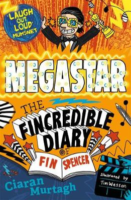 Murtag clipart clip art download Book Reviews for Megastar: The Fincredible Diary of Fin ... clip art download