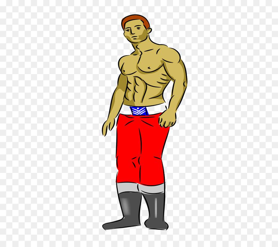 Boy Cartoon clipart - Cartoon, Muscle, Man, transparent clip art clip art free download