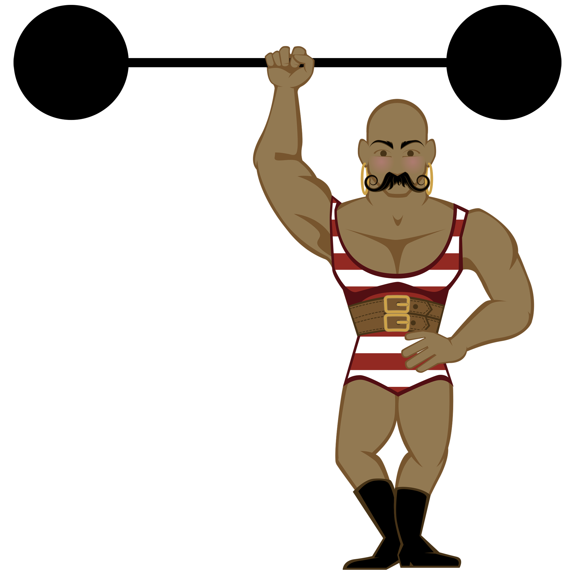 Muscle man baseball man clipart black and white picture Strong Man Drawing at GetDrawings.com | Free for personal use Strong ... picture