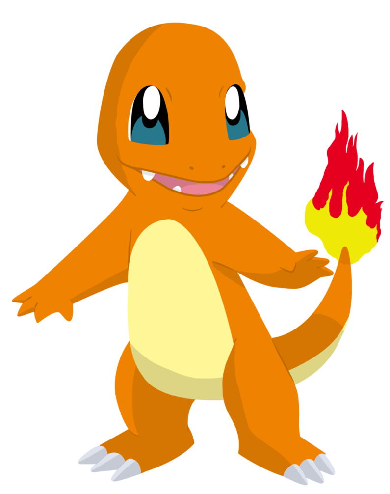 Muscle sun clipart png free library Charmander Fire Clipart   jokingart.com Charmander Clipart png free library