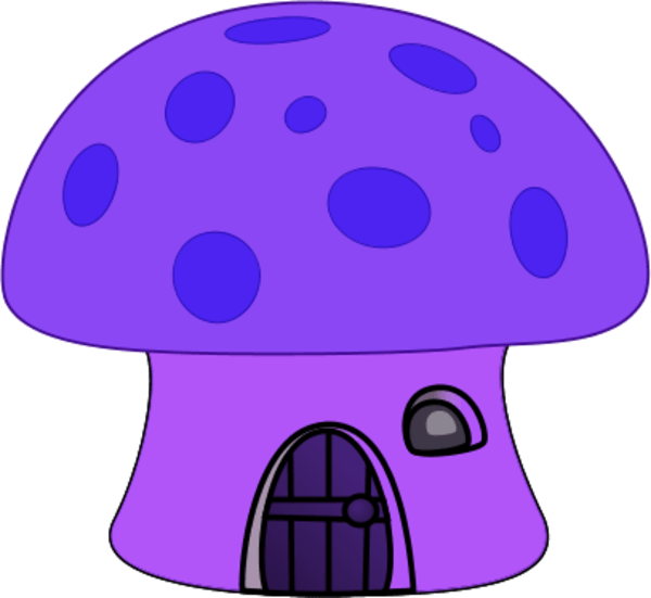 Mushroom house clipart picture free library Mushroom House Clipart at GetDrawings.com | Free for personal use ... picture free library