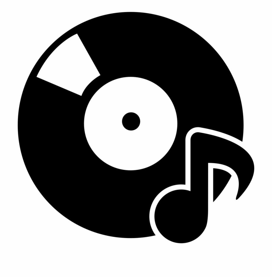 Music album clipart banner free Record Svg Album - Music Album Icon Free PNG Images ... banner free
