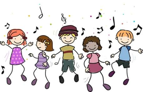 Music and movement clipart clip art black and white library Music & Movement for preschoolers and their families ... clip art black and white library
