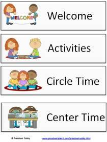 Music and movement preschool daily schedule clipart clipart black and white stock 9 Tips & Tools To Plan A Daily Preschool Schedule clipart black and white stock