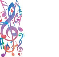Music background clipart free Colorful Music Background stock vectors - Clipart.me free