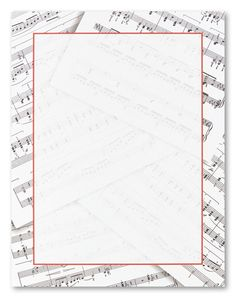 Music borders clip art royalty free library Free Music Borders Clip Art   Grunge Music Frame by x-nerd on ... royalty free library