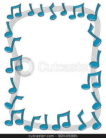 Music borders clip art clipart Music Note Border Clipart   Clipart Panda - Free Clipart Images clipart