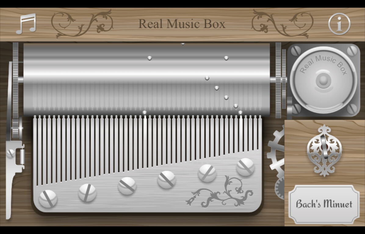 Music box app clipart royalty free Real Music Box - Android Apps on Google Play clipart royalty free