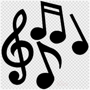 Music flat with eays clipart black and white clipart black and white stock Free Free Music Symbols Clipart Cliparts, Silhouettes, Cartoons Free ... clipart black and white stock