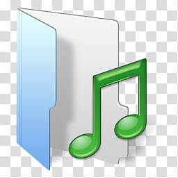 Music folder clipart svg royalty free IKons s, music folder icon illustration transparent ... svg royalty free