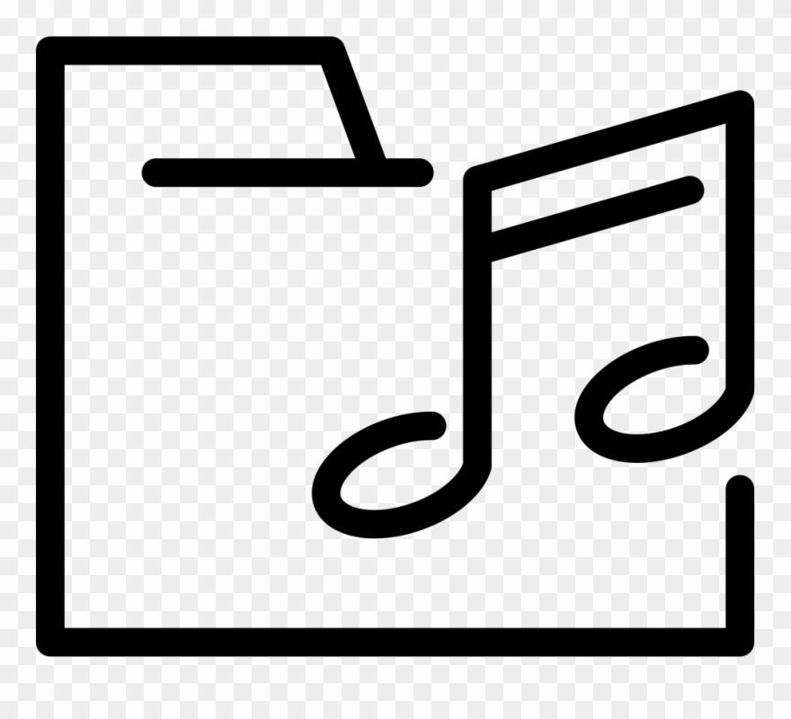 Music folder clipart clip transparent Music Folder Comments Clipart (#4856603) - PinClipart clip transparent