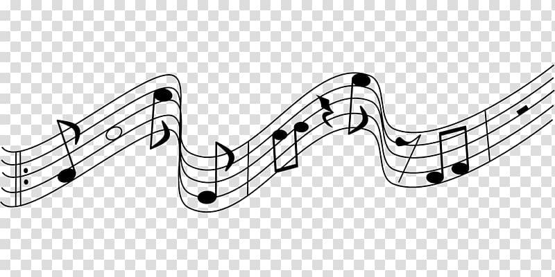 Music manuscript clipart banner freeuse Staff Sheet Music Manuscript paper Musical note, music notes ... banner freeuse