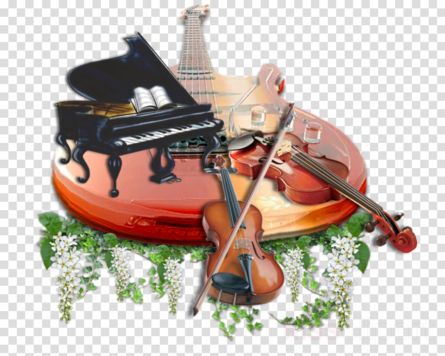 Musical instruments painting clipart png library stock Painting Cartoon clipart - Music, Piano, Painting, transparent clip art png library stock