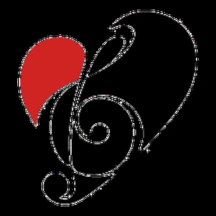 Music note heart clipart transparent Musical note Art Clip art - musical note 900*900 transprent Png Free ... transparent
