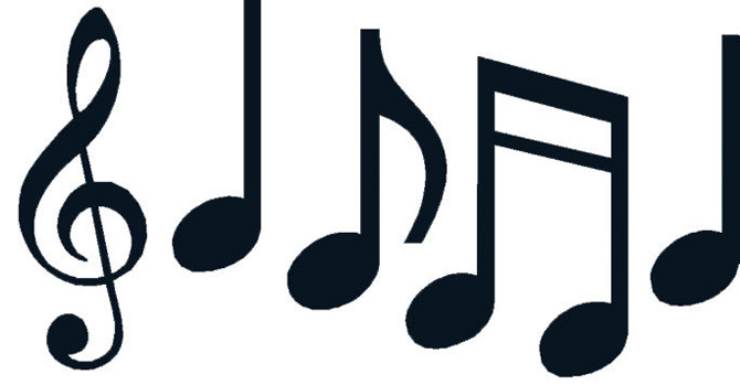Music note icon clipart vector royalty free download Pictures Of Music Notes And Symbols | Free download best ... vector royalty free download
