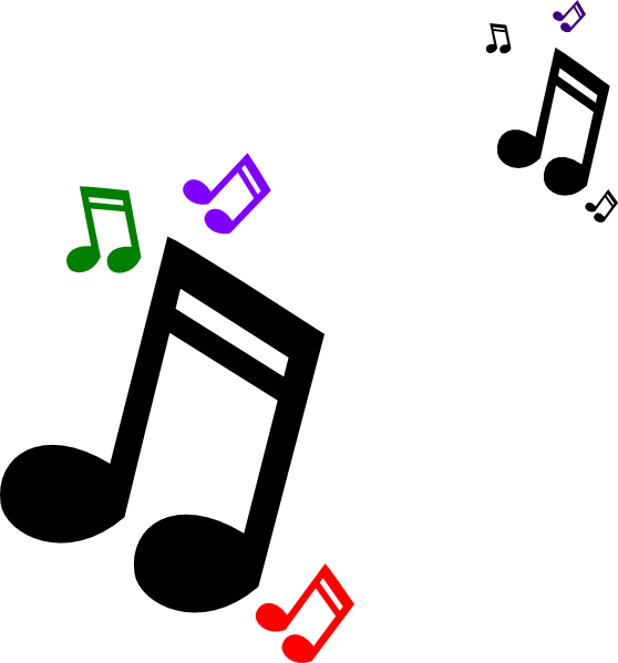 Word music clipart colored transparent download Music Notes Images Free Clipart | Free download best Music ... transparent download