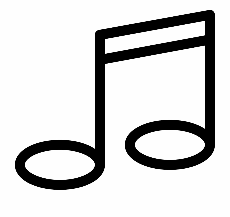 Music note icon clipart picture stock Music Note Png Icon - Music Line Icon Png Free PNG Images ... picture stock