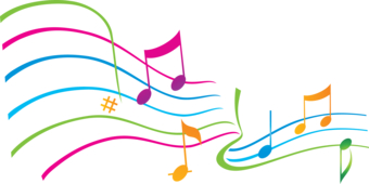 Music notes clipart colorful graphic stock Music Notes Images Free | Free download best Music Notes Images Free ... graphic stock
