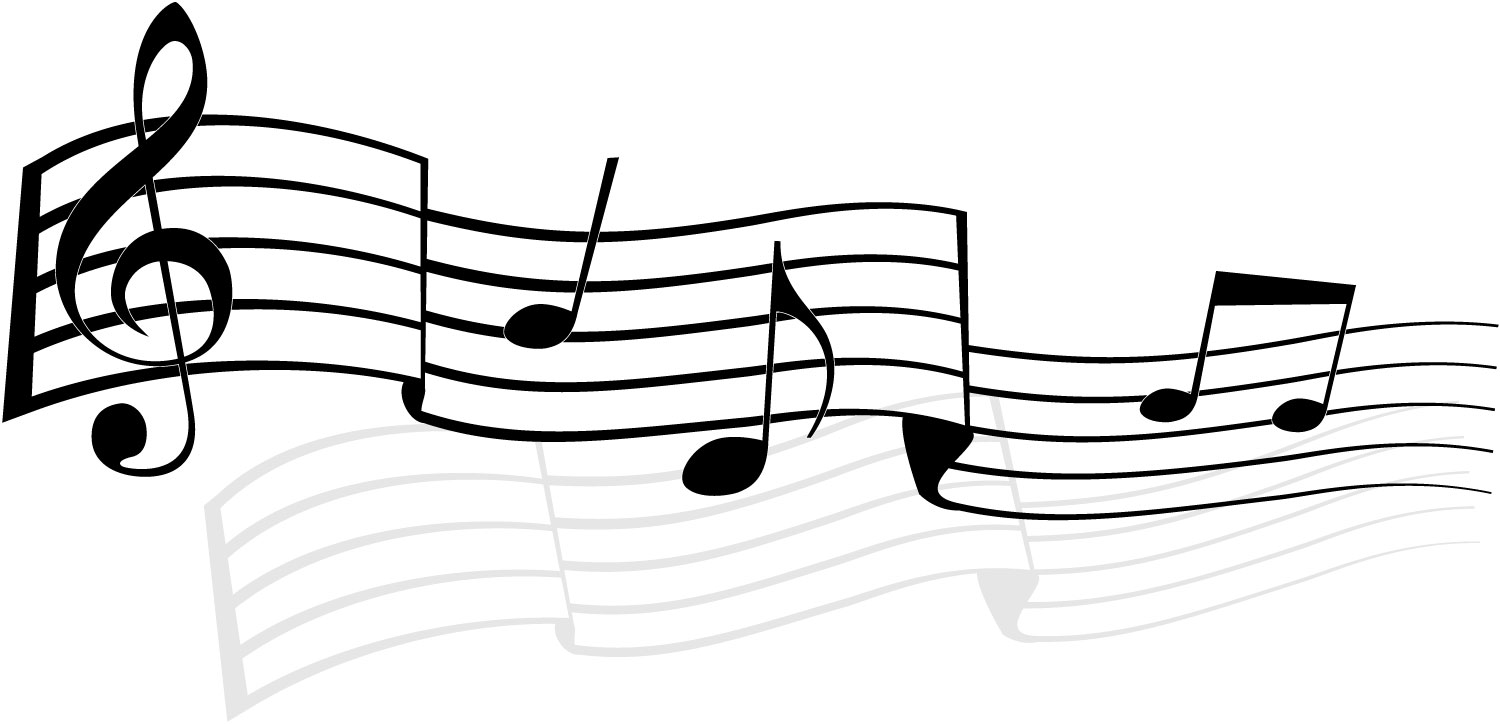 Music score clipart empty rainbow svg royalty free Free Image Musical Notes, Download Free Clip Art, Free Clip Art on ... svg royalty free