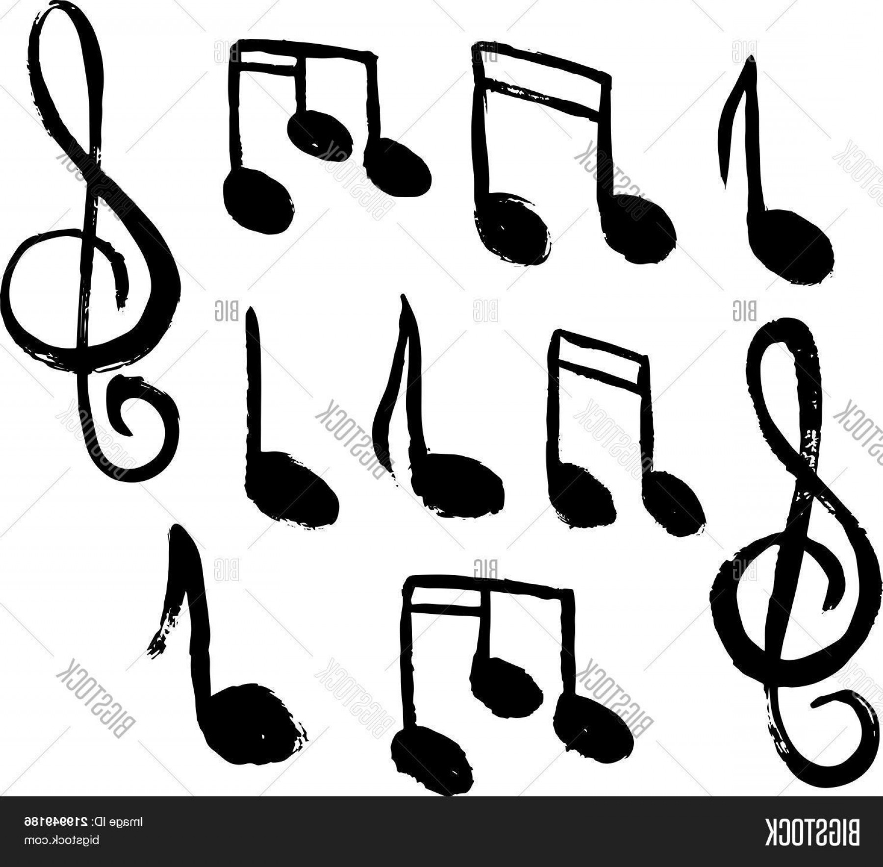 Music notes l clipart black and white png library download coloring ~ Sheet Music Direct Notes Clip Art Blackd White How To ... png library download