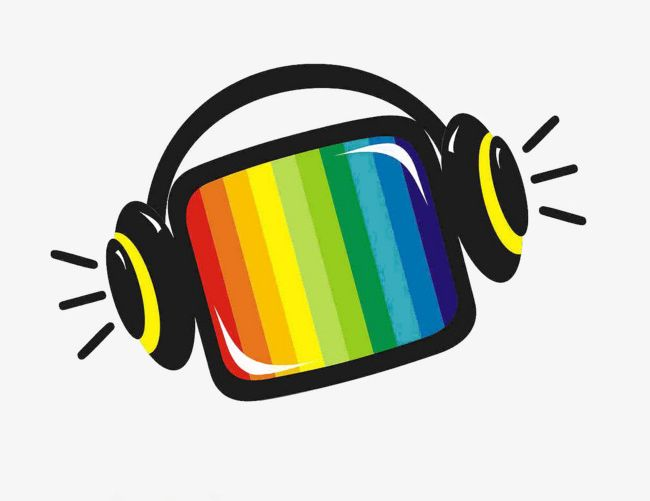 Music on tv clipart graphic library library Headphones Tv Music Colorful Icon PNG, Clipart, Colorful Clipart ... graphic library library