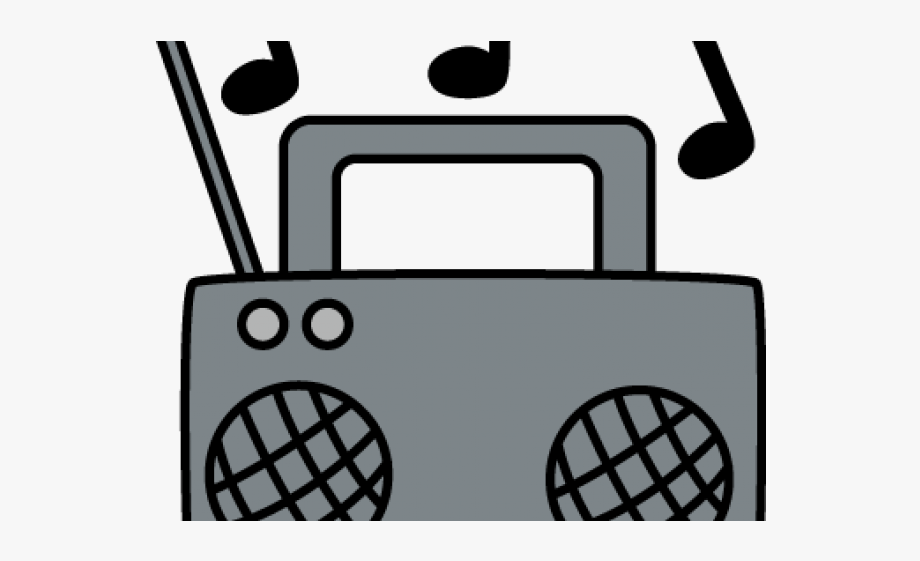 Radio with music notes clipart jpg library download Radio Clipart Music Note - Radio Clipart #371926 - Free Cliparts on ... jpg library download