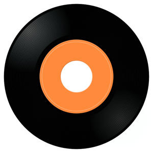 Music record clipart image library library 144 vinyl record clipart free | Public domain vectors image library library