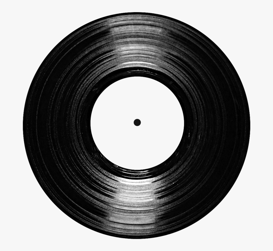 Music record clipart clipart black and white stock Vinyl - Vinyl Record #161918 - Free Cliparts on ClipartWiki clipart black and white stock
