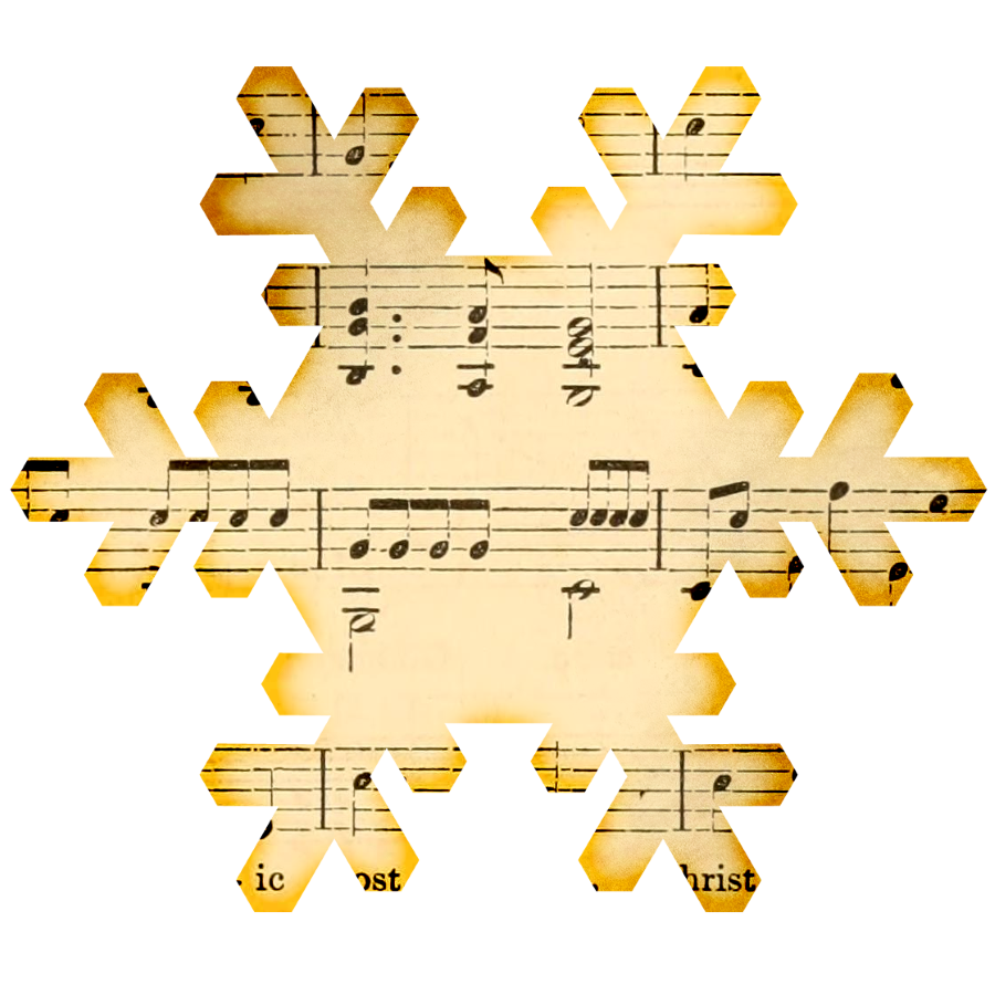 Music snowflake clipart banner transparent library Archived News - Willow Vista Intermediate School banner transparent library