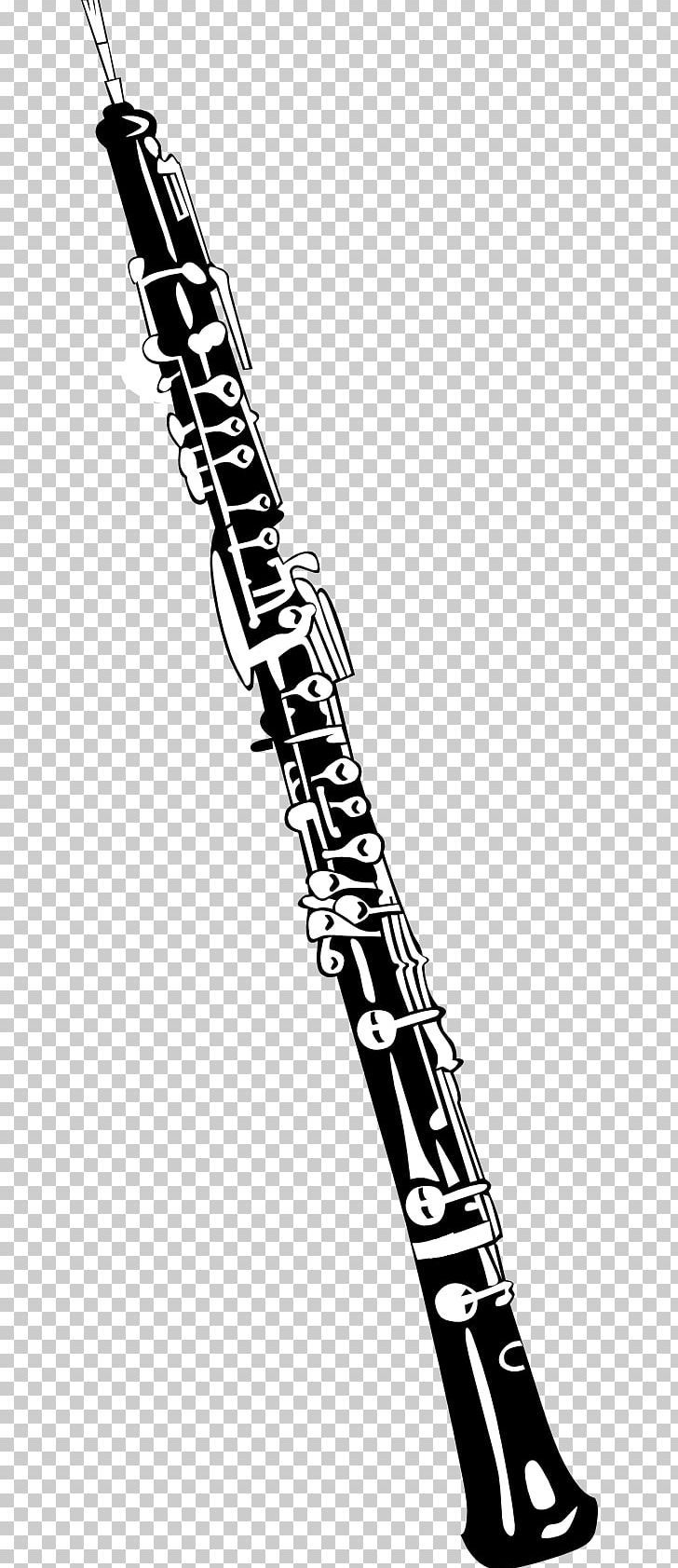Musical instruments clipart black and white oboe banner black and white Oboe Musical Instruments Wind Instrument PNG, Clipart, Bassoon ... banner black and white